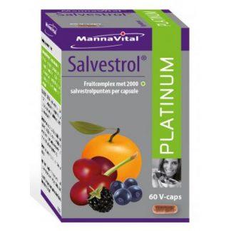 antioxidanten celbescherming Mannavital Salvestrol Platinum