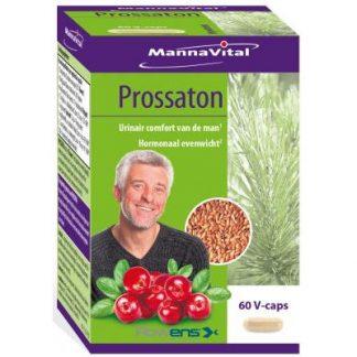 prostaat urinewegen testosteron Mannavital Prossaton
