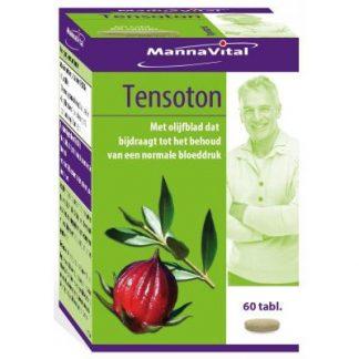 bloeddruk Mannavital Tensoton