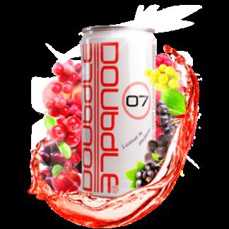 energie vitaminen mineralen sportdrank gezonde frisdrank Doubdle O7 functionele frisdrank