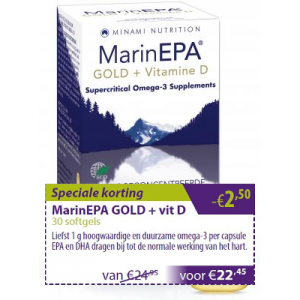 Marinepa Gold promo