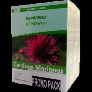 lever reiniging Carduus Marianus