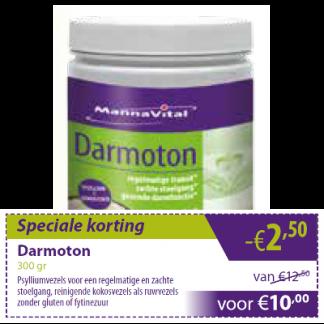 Darmoton -€2,5 Mannavital