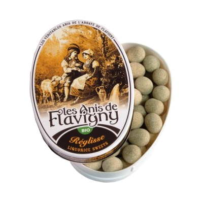 Flavigny zoethout 50 g