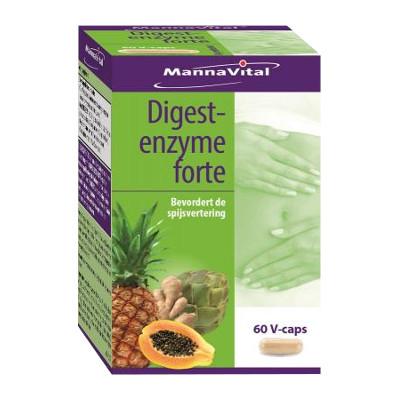 Mannavital Digest enzyme forte