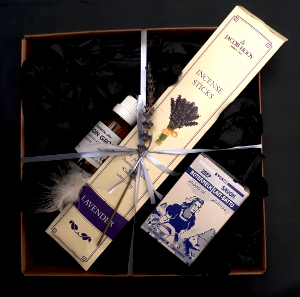 Geschenk Lavendel pakket
