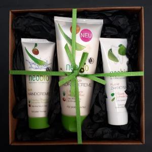 Geschenk Neobio pakket