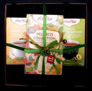 Geschenk Yogi thee 3 stuks