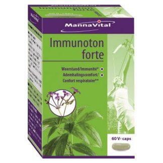 Mannavital Immunoton forte