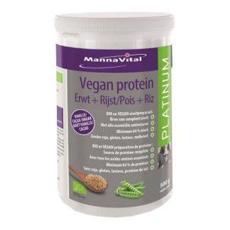 Mannavital Vegan Protein