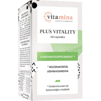 energie stress Vitamina Plus Vitality